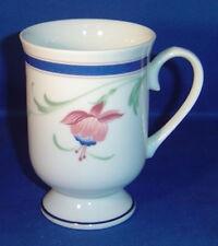 Princess House Molesworth Fuchsia Footed Mug(s)