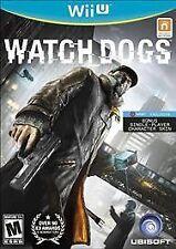 Watch Dogs USED SEALED (Nintendo Wii U, 2014)