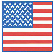 NEW ITA CROSS STITCH COASTER KIT - Old Glory, USA Flag  #9f