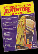 Spring 1971 Science Fiction Adventure Classics #13 Edmond Hamilton, Ayre, Fearn