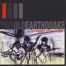 This Old Earthquake : Portuguese Murder Ballads CD