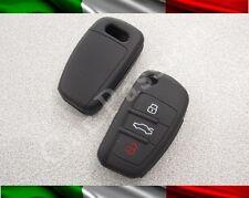 CASE KEY COVER AUDI SILICONE A1 A3 A4 Q1 Q3 Q7 TT KEY SHELL keychain