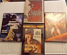 4-Movies: Lamb of God: Strangers On A Train / The Green Berets / Never Back Down