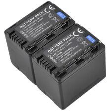 3.9A 2x Battery VW-VBT190 VW-VBT380 HC-WX979 WX90 WX970 WX990 WXF990 WXF999 V210