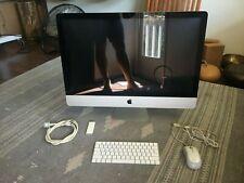 """iMac 27"""", Late 2009, 3.06 GHz Intel Core 2 Duo, 1TB Hard Drive, 8 GB RAM"""