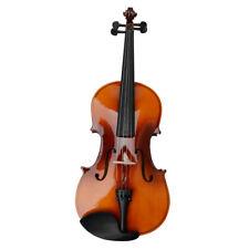 "16"" Student Beginner Professional Acoustic Viola Set w/ Case + Rosin + Bow"