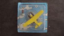 L'hydravion jaune - Le crabe aux pince d'or - Tintin - Hergé