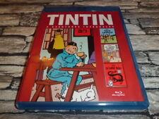 TINTIN  3 AVENTURES INTEGRALES /  BLU-RAY /