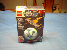 LEGO Star Wars Nebo Star fighters & Nadoo Series 1 Building Toy  9674