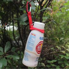 Carabiner Water Bottle Buckle Hook Holder Strap Belt Clip Camping Outdoor Wa