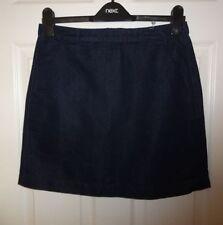 Papaya Denim Short/Mini Skirts for Women