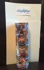 NEW 4 pack WWE Thumbpers Wrestling Figure John Cena Roddy Piper Fandango Miz Lot