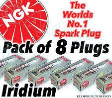 8x NEW NGK Laser Iridium SPARK PLUGS - Part No. IFR5T11 Stock No. 4996 8pk