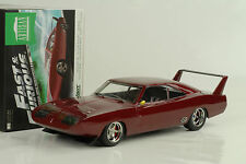 Movie casi & and Furious dom Charger Daytona vi 2013 1:18 GreenLight