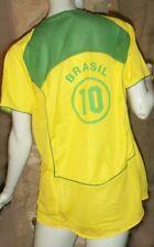 Brazil Jersey M Football World Cup Brazil 10 S L XL XXL XXXL Brasil Soccer NEW