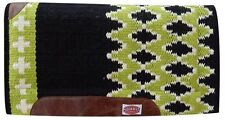 """Showman CUTTER STYLE Shock Absorbent MEMORY FELT 36"""" x 34"""" Saddle Pad"""