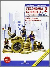 9788824732031 L'economia aziendale 2 per il biennio PLUS Scuola & Azienda