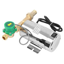 90W Automatic Boost Water Pressure Pump Shower Household Booster Pump Stainlesss