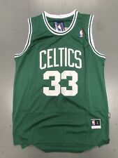 Boston Celtics Larry Bird's Vintage Jersey Adult Size