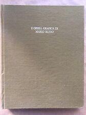 L'opera grafica di Mario Russo - Vito Apuleo - Trevi editore - 1973