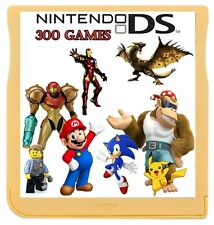 Nintendo game card / cartridge DS / DSi / 2DS / 3DS and XL Systems games bundle