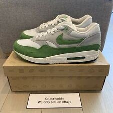 Nike Air Max 1 Premium QS x Patta 5th Anniversary Chlorophyll UK10 US11 BNIB