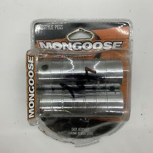 MONGOOSE FREESTYLE PEGS MODEL MG505T SPORTING BIKE COMPONENTS PARTS CYCLING