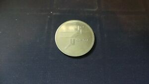 olympic trust of canada medal HIGH GRADE.VOLLEYBALL