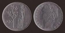 100 LIRE 1971 MINERVA - ITALIA