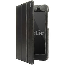 Poetic SlimBook【PU Leather】Folio Case For Google Nexus 7 2nd Gen 2013 Black