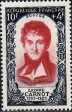 France 1950 National Relief Fund 10f.+4f. Lazare Carnot  SG.1097  Mint (Hinged)