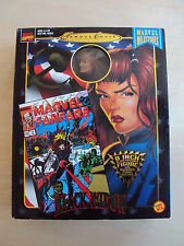 MARVEL FAMOUS COVER : BLACK WIDOW 8 INCH (20 CM) 1998 TOY BIZ AVENGERS