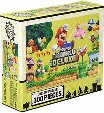 Ensky 300 Piece Jigsaw Puzzle New Super Mario Bros. U Deluxe New