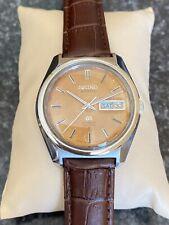 GRAND SEIKO Hi-Beat 36000 61GS 6146-8000 Patina Dial Automatic Vintage Watch