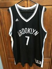 Adidas Brooklyn Nets Jeremy Lin Swingman Jersey Men XL L + 2 $110 NWT