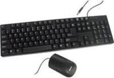 Inland 70126 Pro Basic USB Optical Mouse/ Keyboard Combo Spill Resista