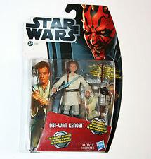 Star Wars MOVIE HEROES Figure - OBI-WAN KENOBI (MH08)