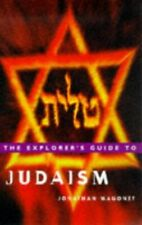 The Explorer's Guide to Judaism (World religio... by Magonet, Jonathan Paperback