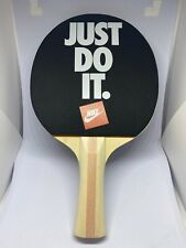 Rare Nike Just Do It Ping Pong Paddles Kaepernick Air Max Day Promo PE