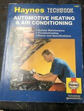 Haynes Automotive Heating and Air Conditioning Haynes Techbook