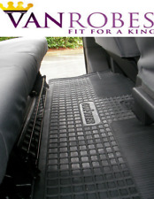 Ford Transit Custom (2013 on). Tailored Mat. 1 piece rear mat for Cab In Model