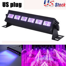 18W UV Light Black Light Wall Wash Stage Light for Party Halloween Haunted House