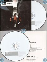 MUSE BLISS france french CD PROMO card sleeve