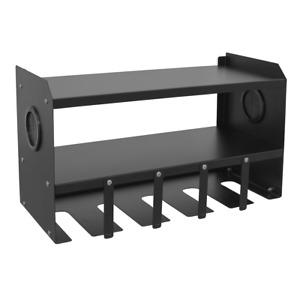 Power Tool Storage Rack Wall Mounted Shelf Store upto 5 Power Tools FLATPACK