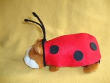 Ladybug Costume for Guinea Pig from Petrats