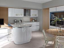 Tomba Kitchen units & doors Rigid Built Kitchens, Modern Kitchens