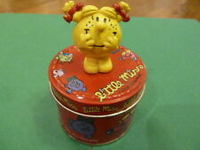 Little Miss Sunshine Tin Collectable