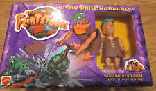 Flintstones Movie DYNO-DRILLING BARNEY w/Accessories Action figure Mattel 1993