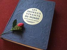 CORNISH J. CHARLES : LES ANIMAUX VIVANTS DU MONDE   (  tome 2 )