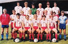 SUNDERLAND FOOTBALL TEAM PHOTO>1981-82 SEASON